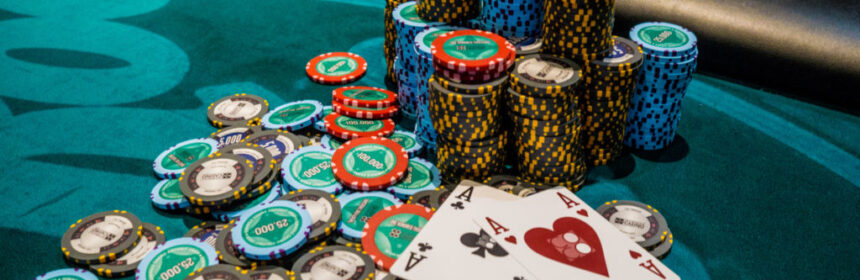 poker activity